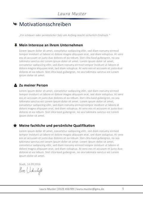 muster wynnwagnerbooksus layout fr die bewerbung als brokauffrau jobguru - Motivationsschreiben Bewerbung Muster
