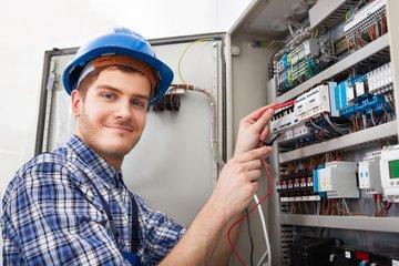 Eignungstest für angehende Elektriker