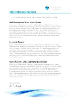 Informatiker Motivationsschreiben