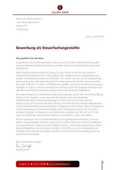 Initiativbewerbung Schreiben Muster Einleitung Tipps Jobguru