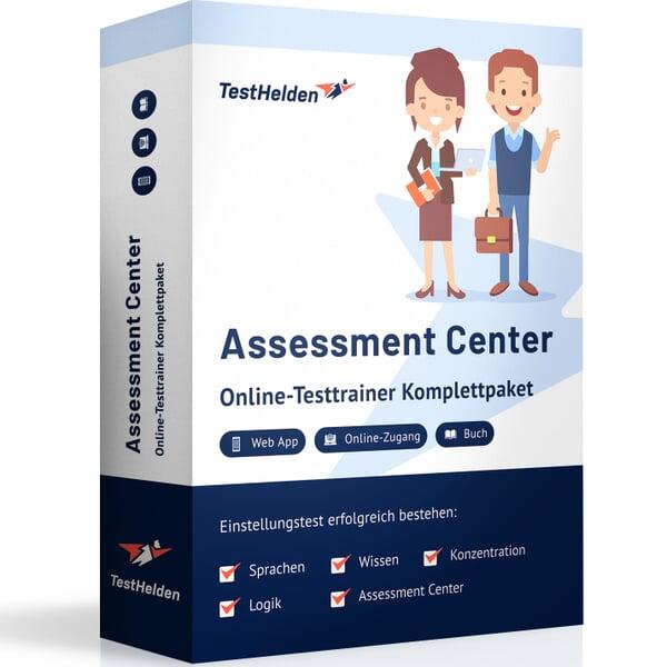 Online-Testtrainer Assessment Center