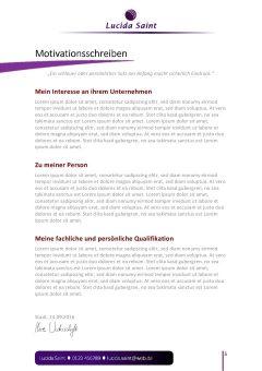 verkuferin motivationsschreiben - Motivationsschreiben Bewerbung Muster